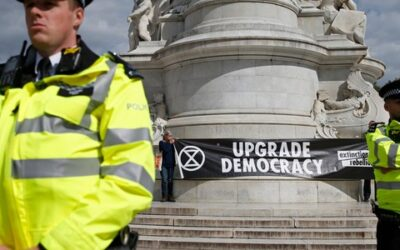 Extinction Rebellion's tactics are working like a charm – even if you don't happen to like them